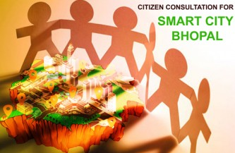 Smart City Bhopal – Consultation with Ex-Mayor of Adelaide