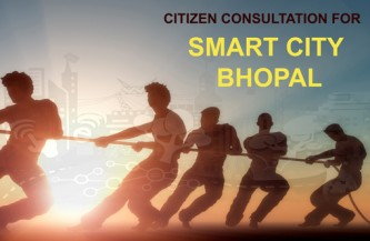 Smart City Bhopal – Consultation with United Doctors Federation