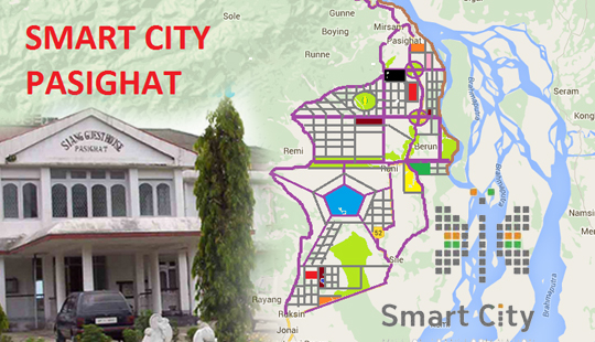 essay on my dream smart city pasighat