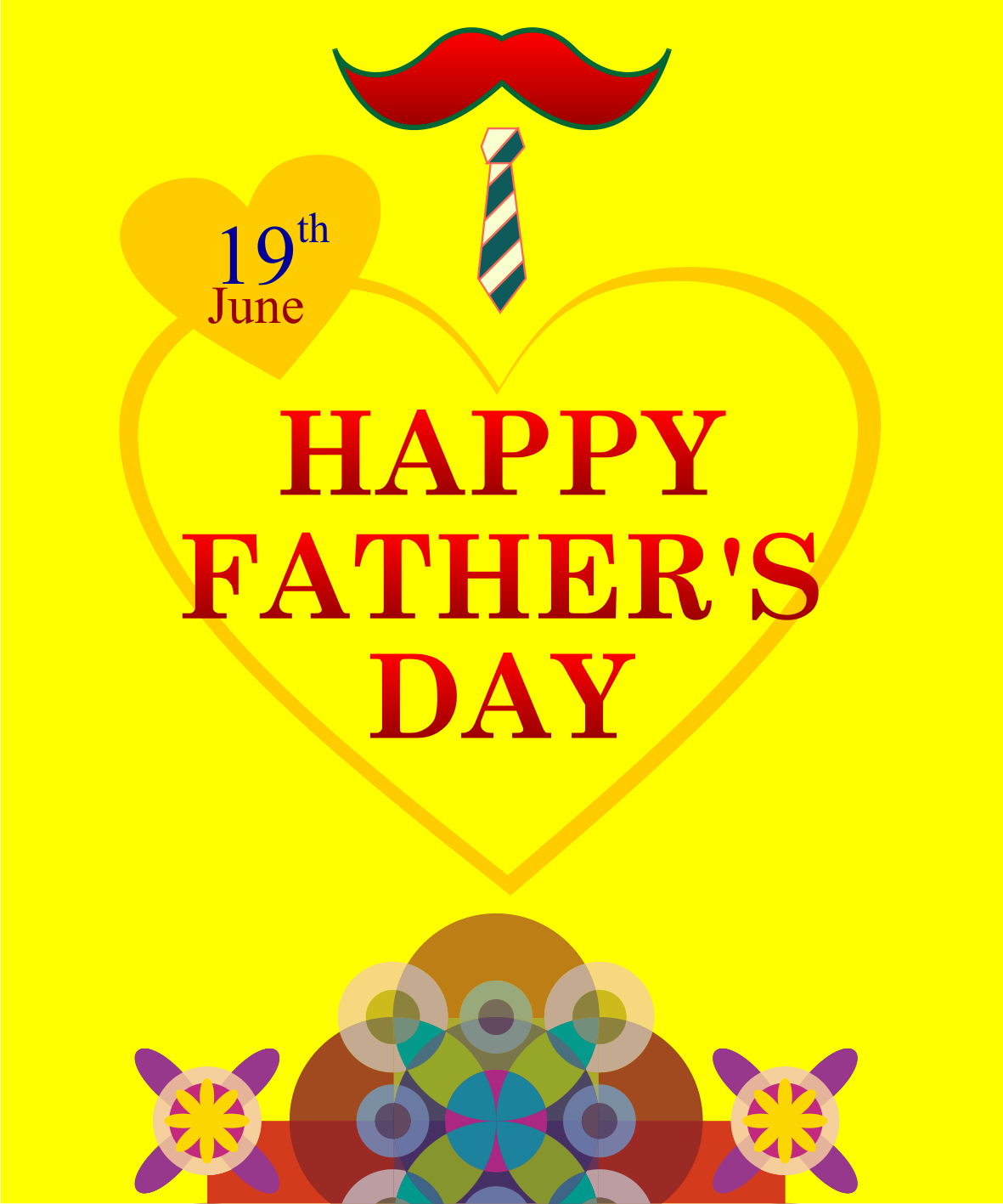 Announcing Winners For E Greetings Design Competition For Fathers