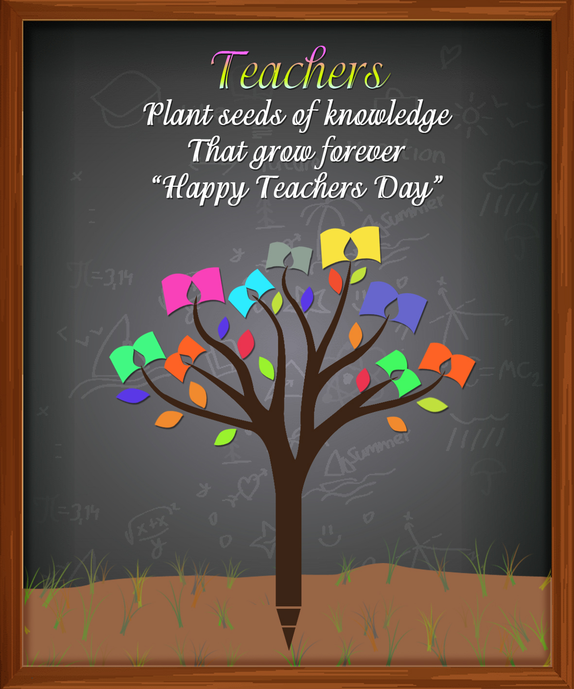 Announcing The Winners Of Teachers' Day E-Greetings