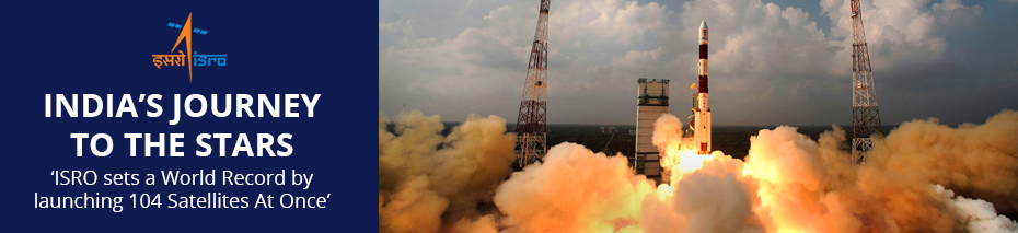 India's Journey to the Stars: 'ISRO sets a World Record by