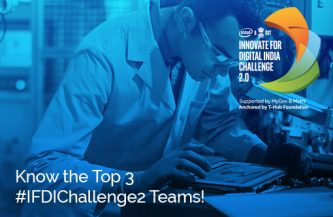 """MyGov, Intel & DST announce the Top 3 Winners from Intel & DST – Innovate for Digital India Challenge 2.0 (""""#IFDIChallenge2"""")"""