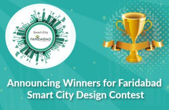 Announcing Winners for Faridabad Smart City Design Contest