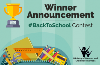 #Backtoschool results winners