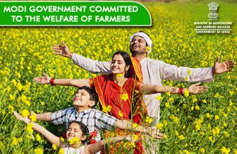 Ministry of Agriculture and Farmers' Welfare Committed to the welfare of farmers