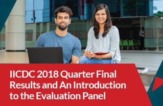 IICDC2018 Quarter finals Results and An Introduction To The Evaluation Panel