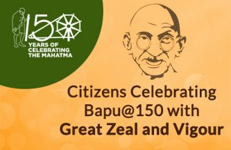 Citizens Celebrating Bapu@150 with Great Zeal and Vigour