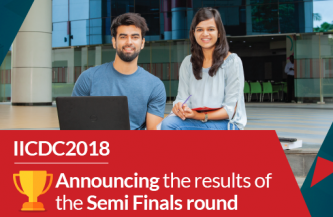 IICDC2018 | Announcing the results of the Semi Finals round