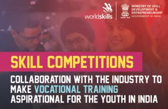 Skill Competitions: Collaboration with the industry to make vocational training aspirational for the youth in India