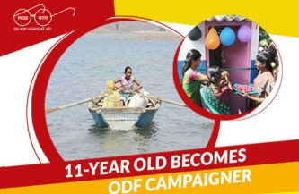 11-year old becomes ODF campaigner