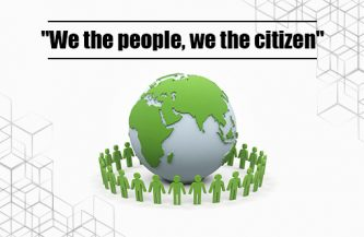 We the People, We the Citizen