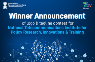 Winner Announcement of the Design a logo, Suggest a Tagline for National Telecommunications Institute for Policy Research, Innovations and Training