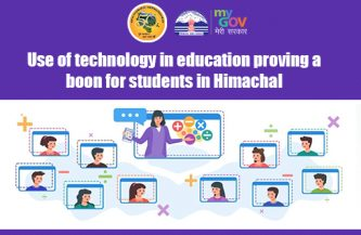 Use of technology in education proving a boon for students in Himachal