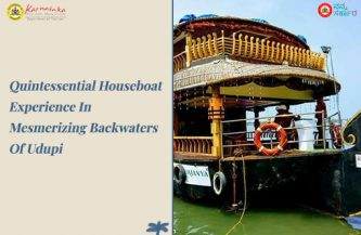 Quintessential Houseboat Experience in Mesmerizing Backwaters of Udupi